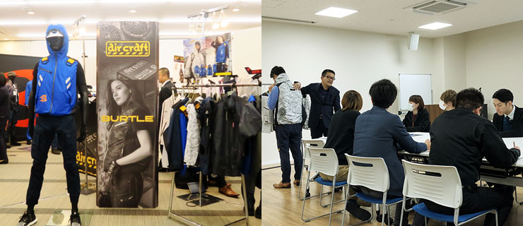 【バートル2019SS】展示会&商品説明会