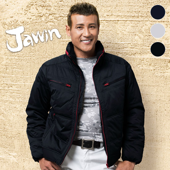 Jawinマルチストレッチ防寒ジャンパー[新庄モデル](01-58400)