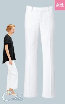 31-cl0133 エステ系の白パンツ