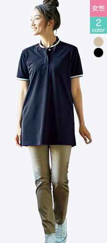 34-FP6319L 女性用スーパーストレッチパンツ