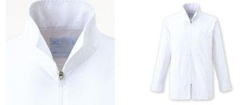 ミズノ(mizuno)男性用ドクターコート白衣 31-MZ0026