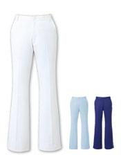 31-mz0070 ミズノ女性用白衣パンツ