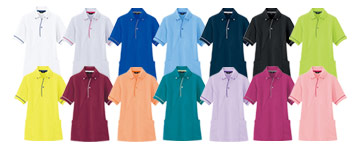 ポロシャツ(61-7668)