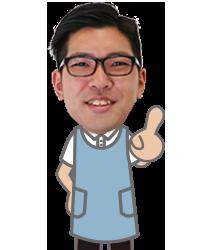 クリニックユニフォーム新店長中田