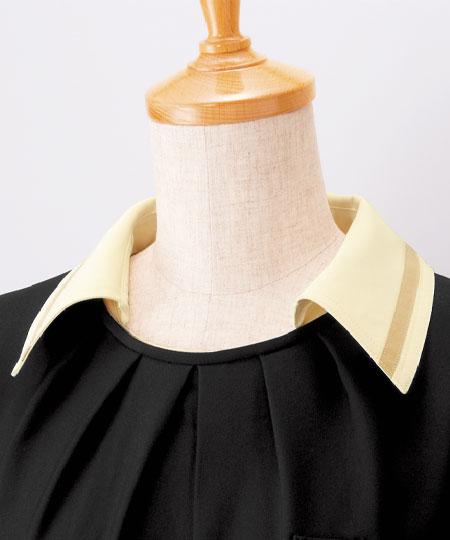 替カラー(ワンピース(32-16206)用の替衿)(32-18208-71)