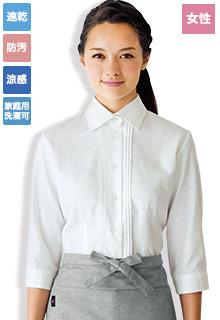 ピンタックシャツ(32-24225)