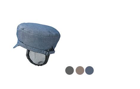 サンペックスイストのネット付き帽子(33-SHAU1819)