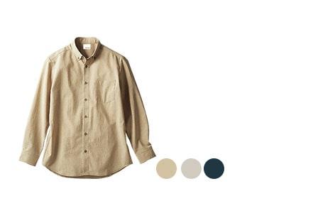 モンブランの長袖シャツ(71-OV2501)