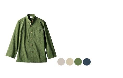 モンブランのコックシャツ(71-OV6501)