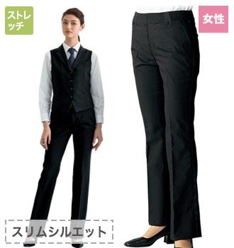 チトセの黒パンツ(31-AS6813)