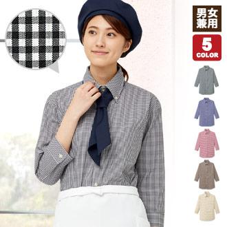 七分袖シャツ(31-EP7818)