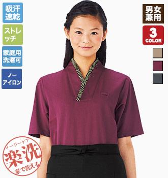 和風カットソー(32-43308)