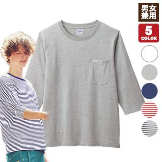 Lee七分袖Tシャツ(34-LCT29002)