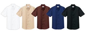 レギュラーカラーシャツ(31-EP8356)のカラーバリエーション