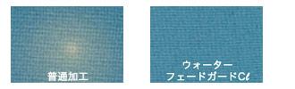ウォーターフェードガードの機能説明画像