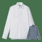 長袖シャツ(34-LCS43003)