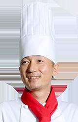 調理帽子モデル