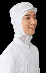 衛生用帽子モデル