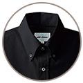 チトセアルベの長袖ボタンダウンシャツ