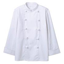 モンブランのコックコート[男女兼用](71-6-721)