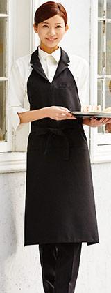 スタイリッシュカフェ・喫茶店の制服