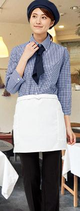 スタイリッシュカフェ・喫茶店の制服2