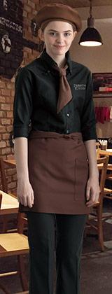 スタイリッシュカフェ・喫茶店の制服3