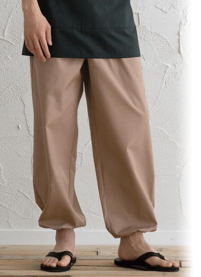 チトセの和風パンツ(31-G71151)のポイント画像