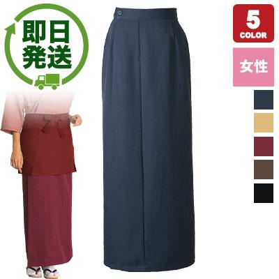 茶衣着スカート(33-JB6765)
