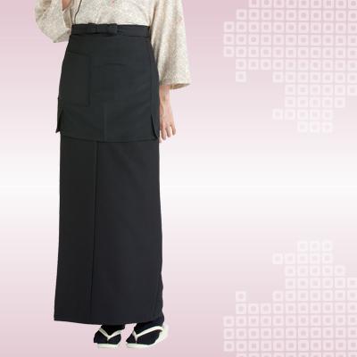 着物(スカート)[女性] ブラック(33-OD221)