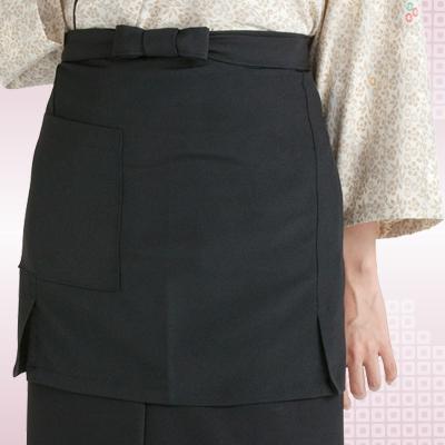 前掛(ブラック)(33-OD26)
