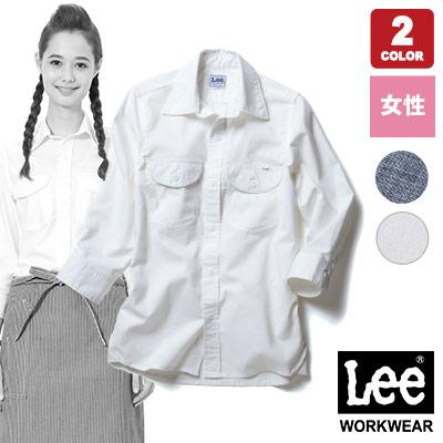 七分袖シャツ(34-LCS43004)