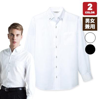 ボタンダウンシャツ(長袖)(31-EP7923)