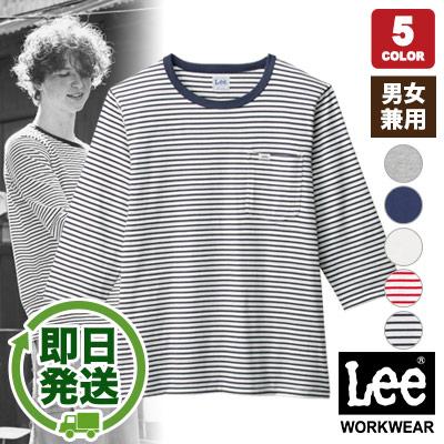 Lee Tシャツ(七分袖)(34-LCT29002)