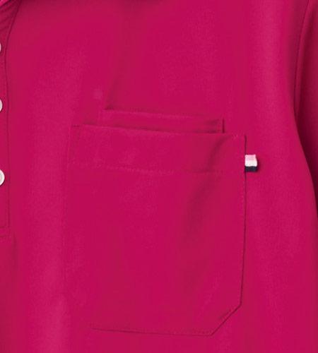 胸二重ポケットのイメージ画像
