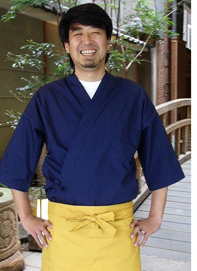作務衣/上衣(02-25700)のおすすめポイント