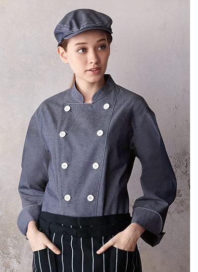 コックシャツ/七分袖(31-AS8220)のおすすめポイント