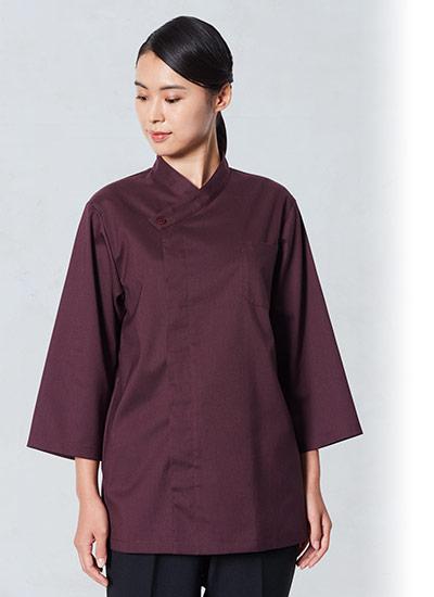 和風シャツのポイント画像