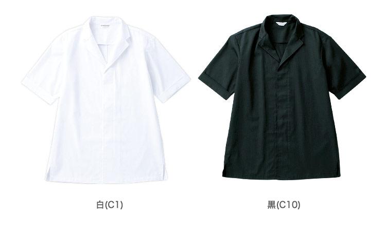 半袖白衣(31-DN6854)のカラーバリエーション画像
