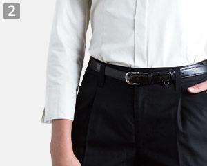 七分袖シャツのポイント�実用的な七分袖