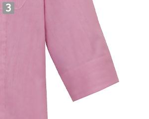 ブラウス/七分袖(31-EP7914)の商品詳細「七分袖」