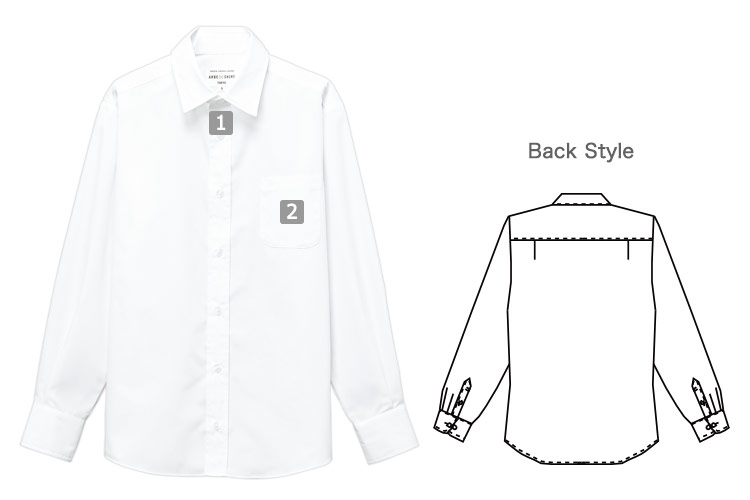 長袖シャツ(31-EP8354)の商品詳細