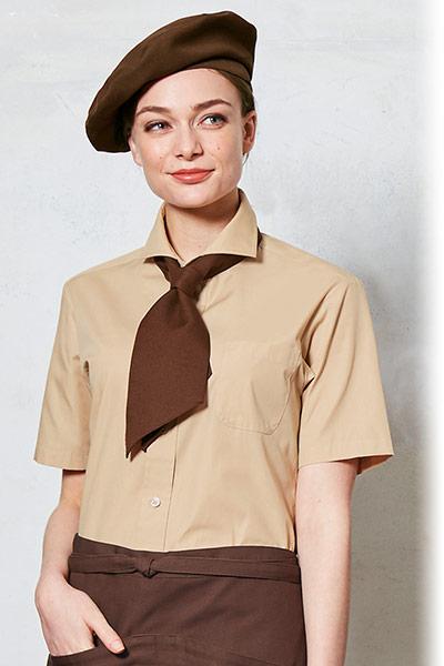 チトセの半袖ワイドカラーシャツ(31-EP8365)のポイント画像