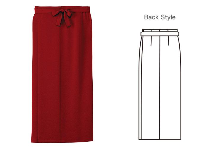 和風スカート(31-K8407)の商品詳細