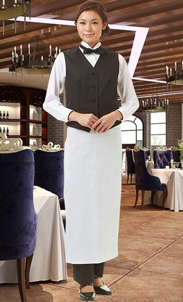 ピンタックウイングカラーシャツ(31-KM4091)のフォーマルスタイル画像