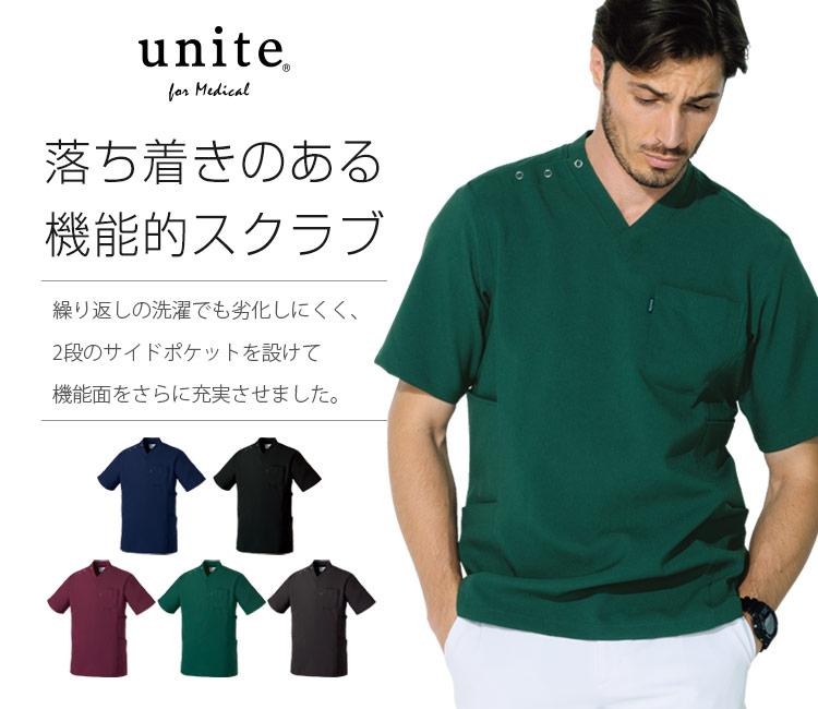 チトセ(unite)のメンズスクラブ(31-UN0047)のメイン画像