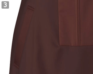 チュニックシャツ(32-00113)の商品詳細「両脇ポケット」