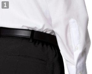 裾上げ楽ラクパンツ(32-22303)の商品詳細「後ろ脇ゴム」