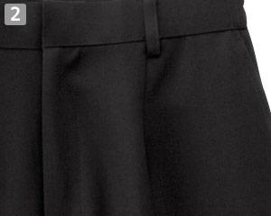 裾上げ楽ラクパンツ(32-22303)の商品詳細「ノータック仕様」