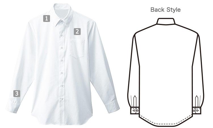 メンズシャツの商品詳細